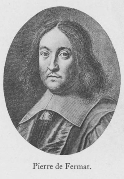 an analysis of the last mathematical theorem by pierre de fermat The mathematical career of pierre de fermat, 1601-1665  especially fascinating is this book's analysis of atypical photographs of famous  fermat's last theorem.